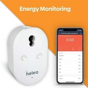 Helea 16A Wi-Fi Smart Plug Type M