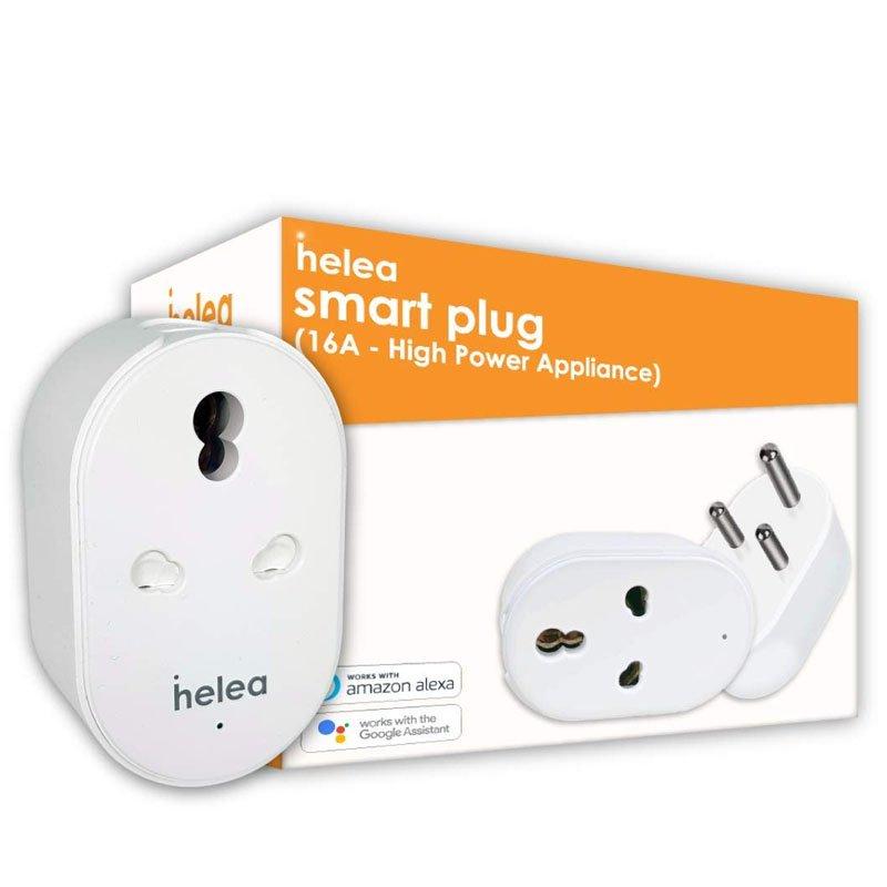Helea 16A Wi-Fi Smart Plug (Type M