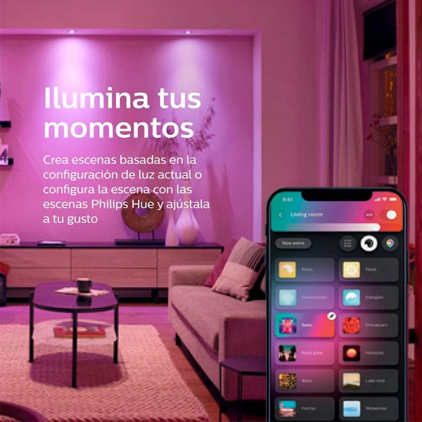 Philips Hue Go Smart Light