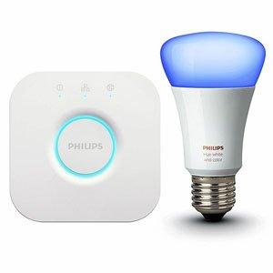 Philips Hue Mini Starter with 10W E27 Bulb