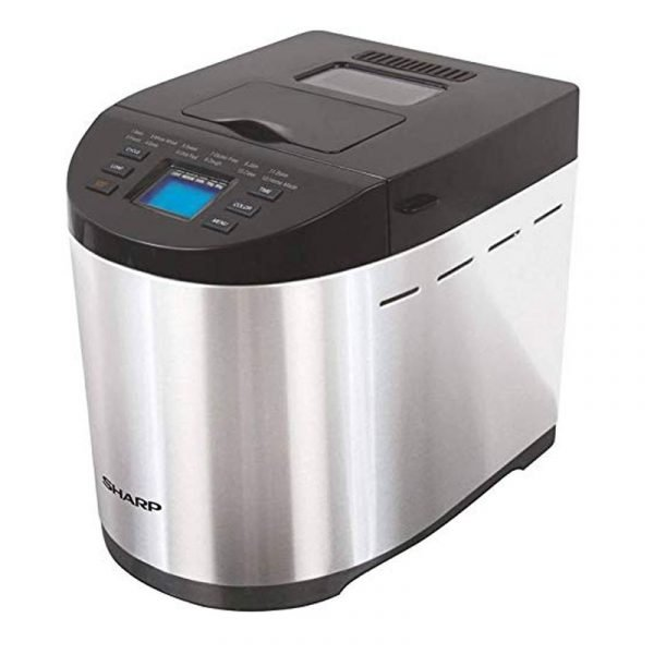 Sharp Table-Top Bread Maker for Home- Kitchen   Fully Automatic Functions